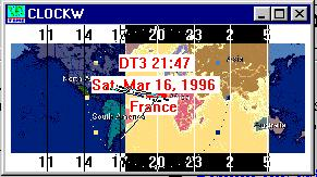 Picture of World Clock for Windows